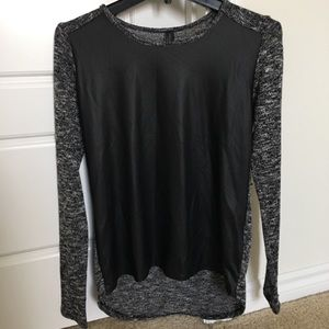 Guess Faux Leather Tee